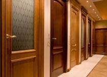 цвет межкомнатной двери имеет значение