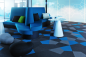 Антроновая ковровая плитка высокого качества