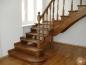 межэтажная деревянная лестница